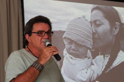 João Ripper apresentou fotos que retratam o outro lado das comunidades
